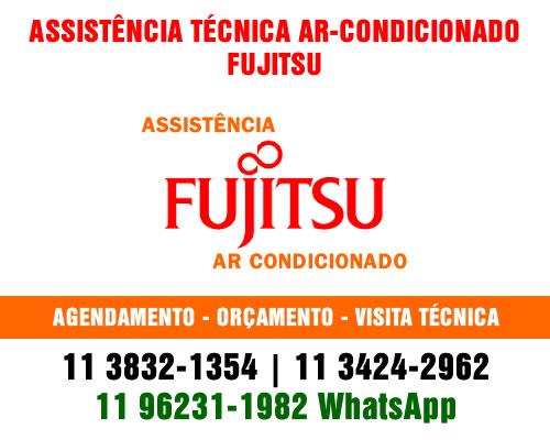 Assistência ar-condicionado Fujitsu